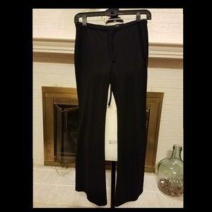 EXPRESS Black Drawstring Pants Small S